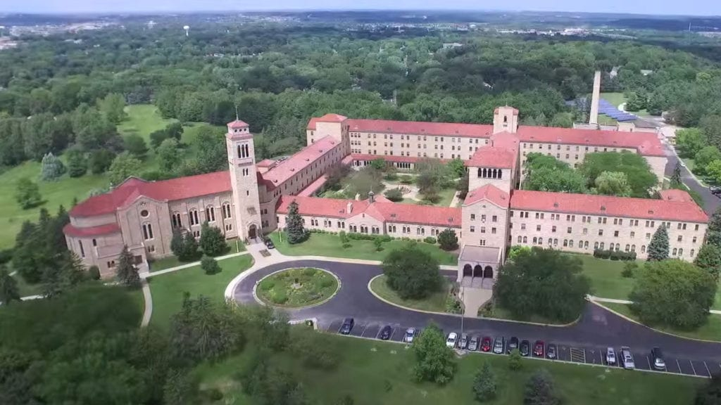 Assisi Heights Aerial Tour