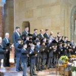 Palestrina Choir from Dublin, Ireland visits Assisi Heights