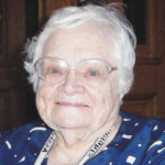Remembering Sister Lorna Helter