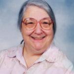 In Memory of Sister Julia Tomsche