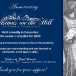 Christmas On The Hill 2020 Christmas on the Hill Update – Sisters of St. Francis